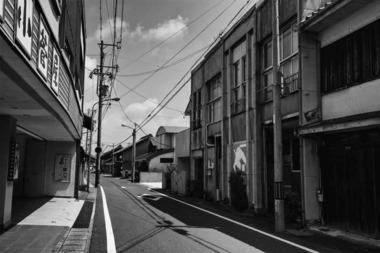 亀山市・本町へ向かう