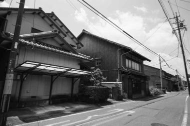 亀山市・千歳楼跡