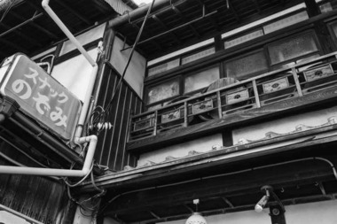 奈良市・元林院町登美家さんがあったあたり