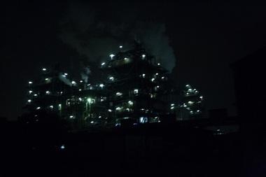 田辺運河・昭和電工