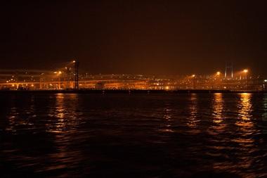 京浜運河・大黒ジャンクション