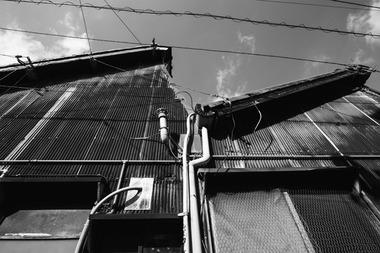 三谷・青柳織物工場