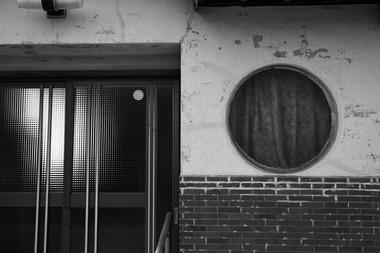 内海・パチンコ屋のあったと通りの家