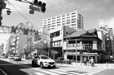 尾頭橋・不朽園2