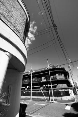 尾頭橋・八幡園妓楼和洋