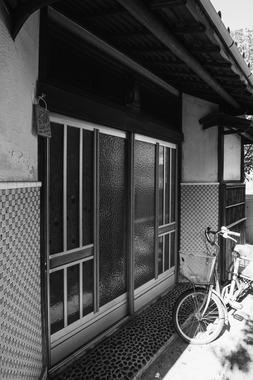 三谷・豆タイルの家