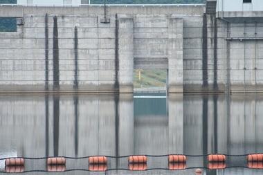 小樽市・朝里ダムダム湖