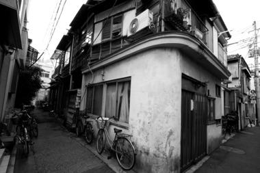 東京鳩の街赤線跡