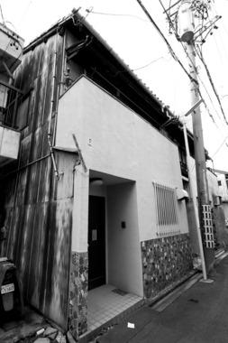 城東園・カフェー跡