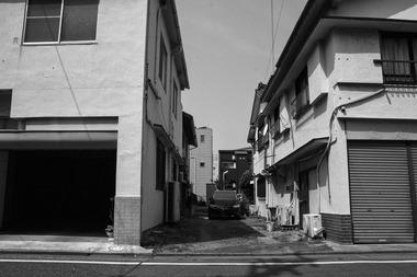 鳴海園・メインストリート