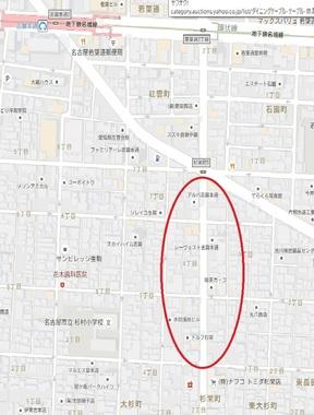 城東園地図